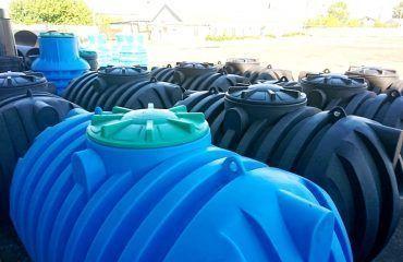 Емкость для слива канализации подземная Rodlex